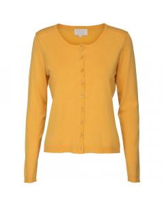 Minus Cardigan, New Laura, Golden Yellow