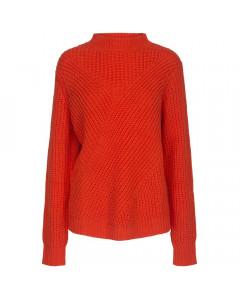 Minus Sweater, Claire, Grapefruit