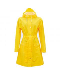 Rains Regnjakke, Curve, Yellow