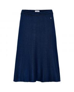 Nümph Nederdel, Indre skirt, Maz. Blue