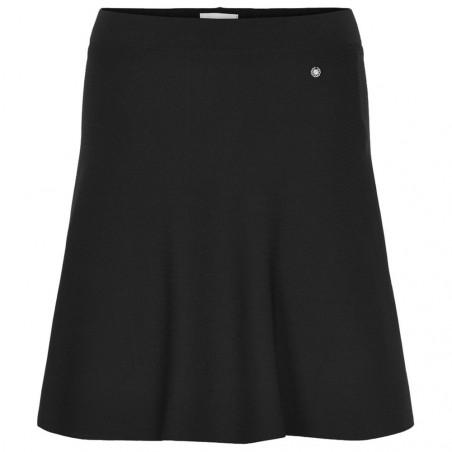 Sort Numph nederdel til basisgarderoben!
