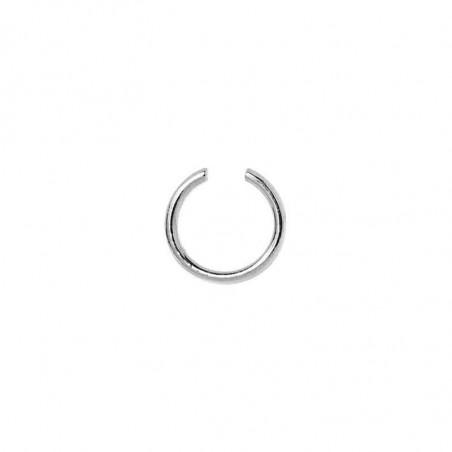 Maria Black Ørering, Twin mini earcuff, Sølv