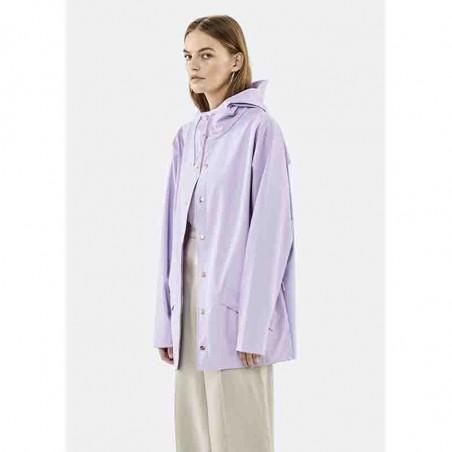 Rains Kort Regnjakke, Lavender