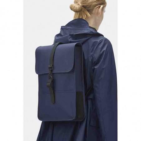 Rains Backpack Mini Rygsæk i Blå