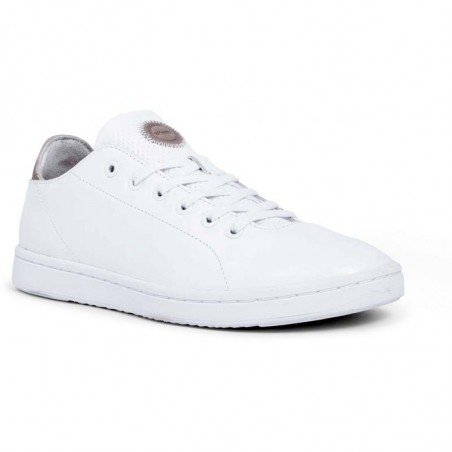 Woden Sneakers, Jane Leather, Bright White fra siden