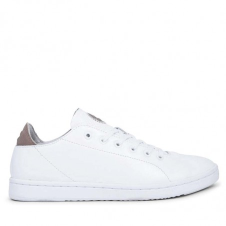 Woden Sneakers, Jane Leather, Bright White
