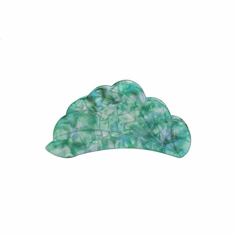 Hvisk Hårspænde, Sky, Green Multi