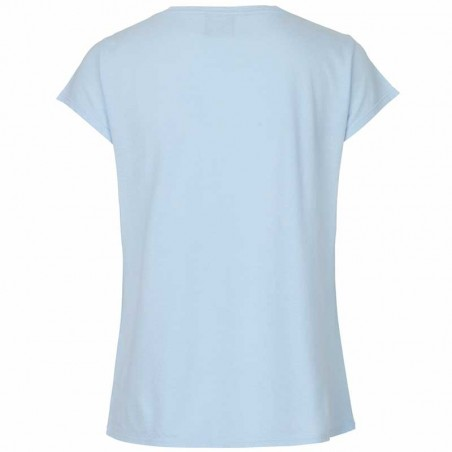 Mads Nørgaard T Shirt, Teasy, Light Sky bagside