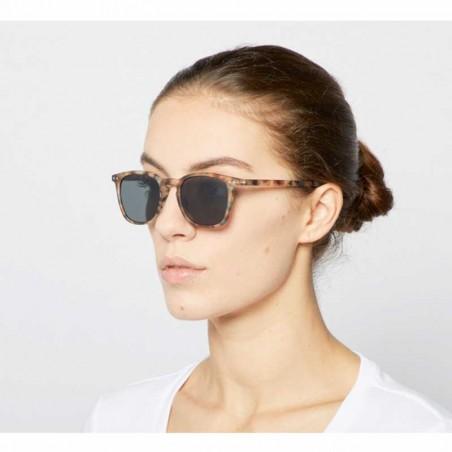 Izipizi Solbriller, E Sun, Blå Tortoise model