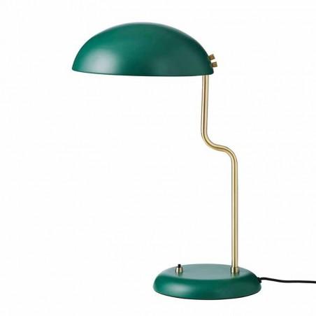 Superliving Bordlampe, Twist, Dark Green