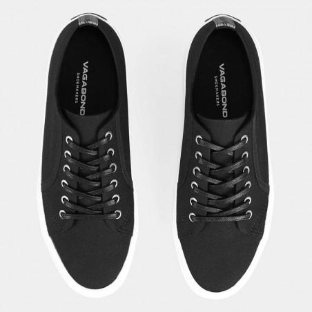 Vagabond Sneakers, Joan W, Sort ovenfra