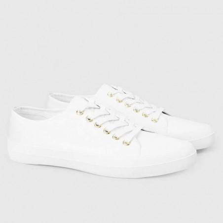 Vagabond Sneakers, Joan W, White side