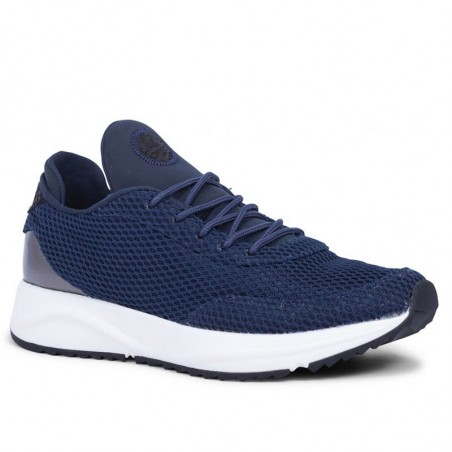 Woden Sneakers, Thea Mesh, Navy side