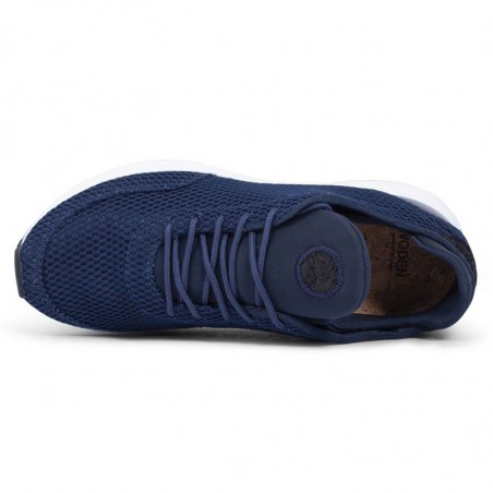Woden Sneakers, Thea Mesh, Navy top