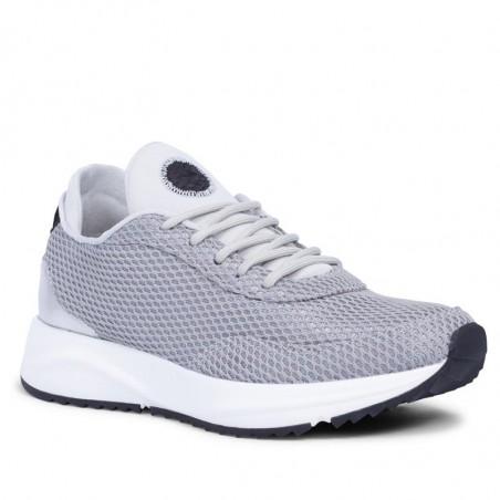 Woden Sneakers, Thea Mesh, Sea Fog Grey side