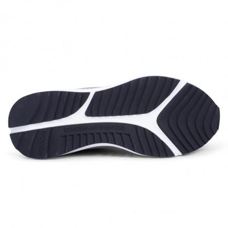Woden Sneakers, Thea Mesh, Sea Fog Grey bund