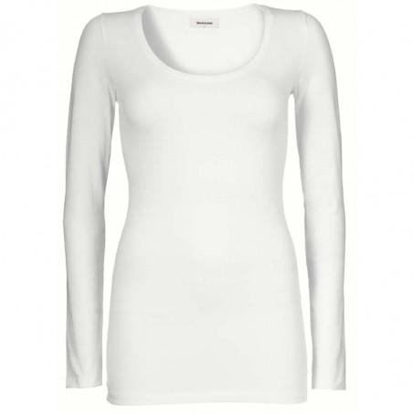 Modström, Turbo T-shirt, Hvid
