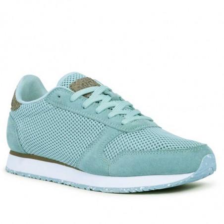 Woden Sneakers, Ydun Mesh NSC, Cloudy Green side