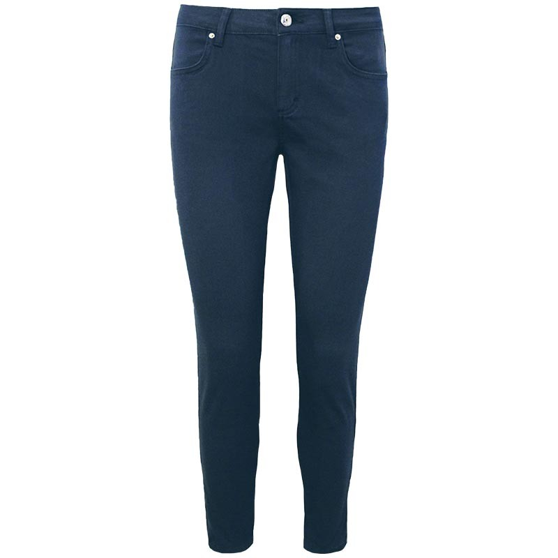 Image of 2nd ONE Jeans, Nicole Zip 006, Navy