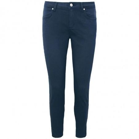 2nd ONE Jeans, Nicole Zip 006, Navy