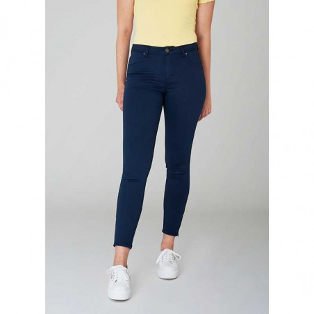 2nd ONE Jeans, Nicole Zip 006, Navy front