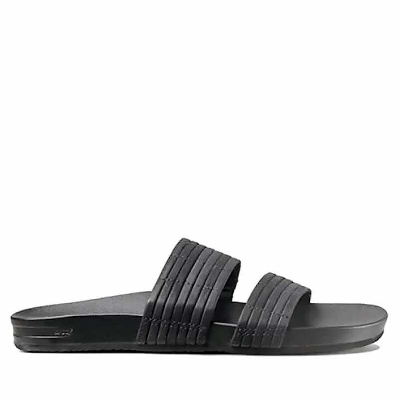Reef Sandaler, Cushion Bounce Slide black