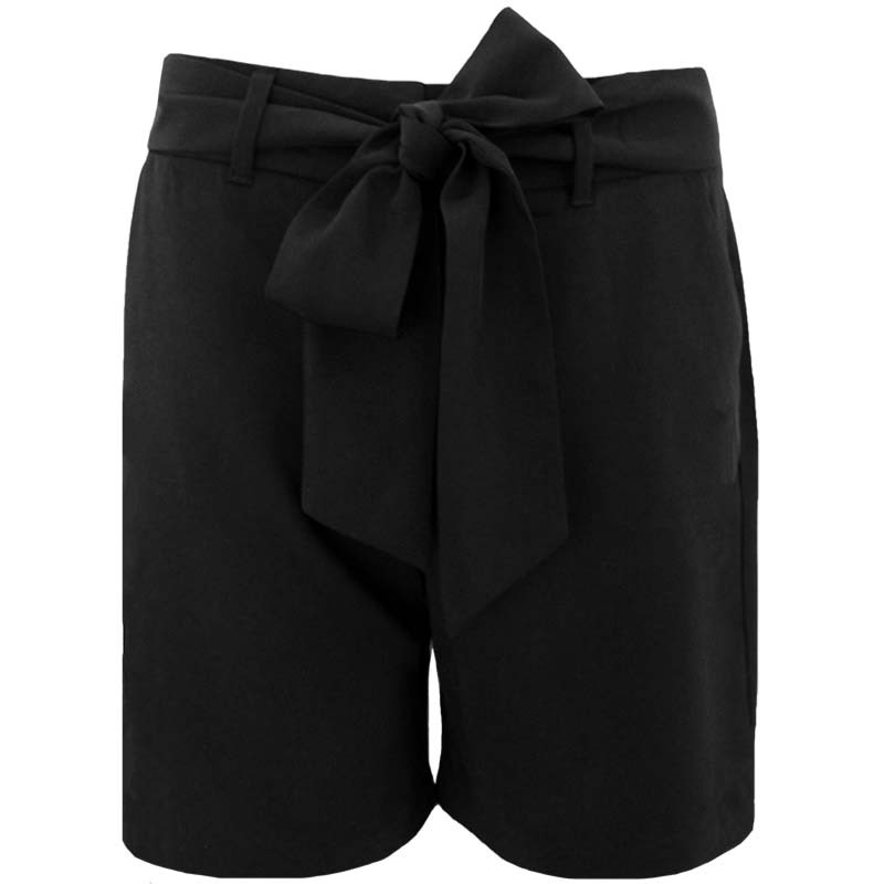 Image of 2nd ONE Shorts, Kaia, Black Tie