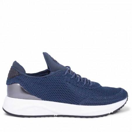 Woden Sneakers, Thea Mesh, Navy