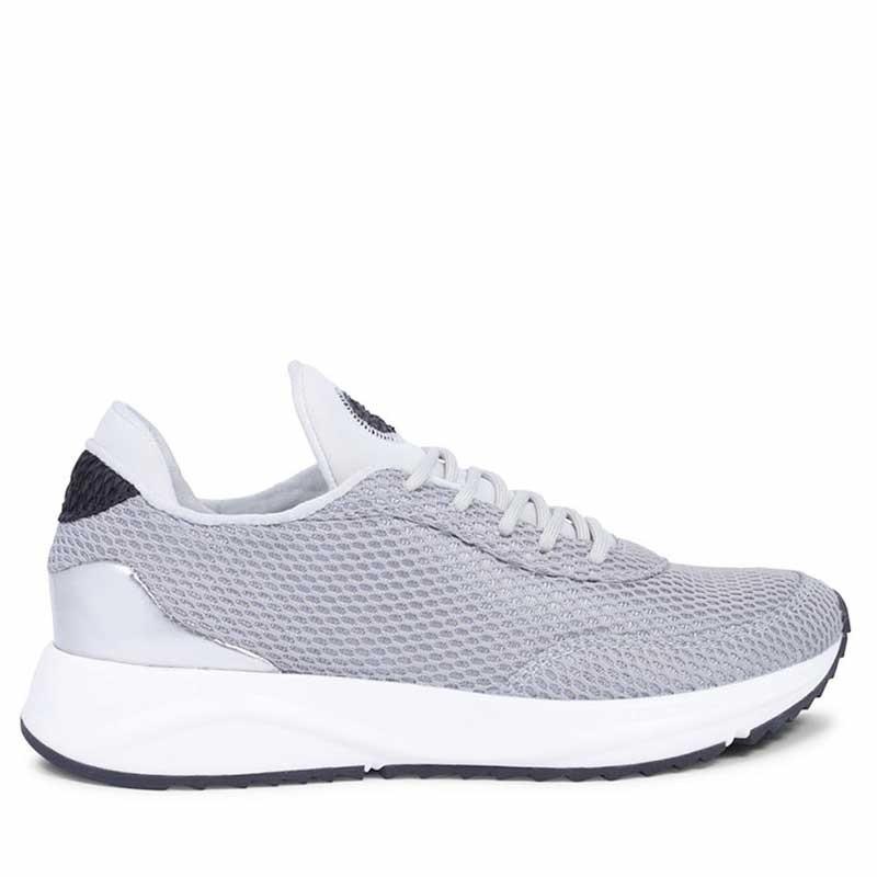 Woden Sneakers, Thea Mesh, Sea Fog Grey