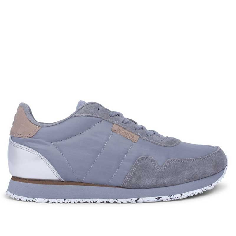Woden Sneakers, Nora II, Autumn Grey