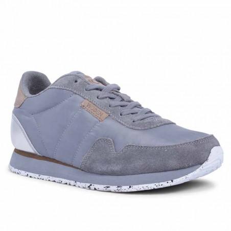 Woden Sneakers, Nora II, Autumn Grey - Side