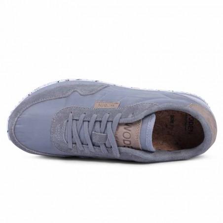 Woden Sneakers, Nora II, Autumn Grey - Detalje