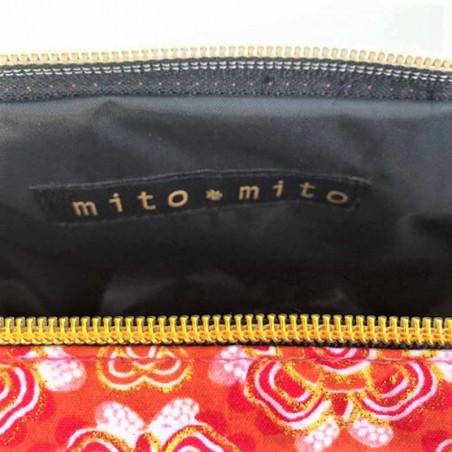 Mitomito Makeup pung, Rose - Detalje