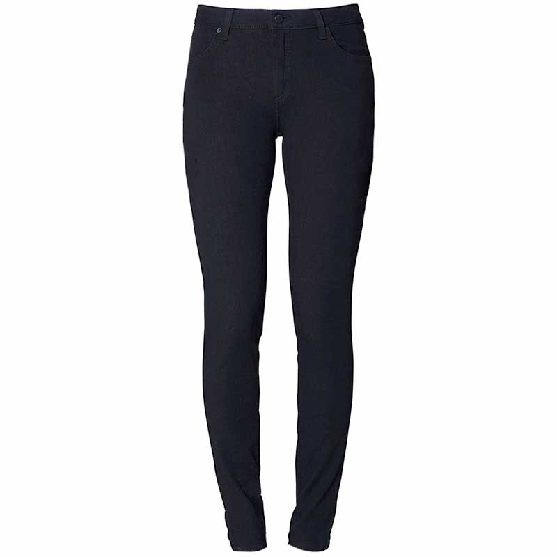 2nd ONE Jeans, Nicole 851, Black