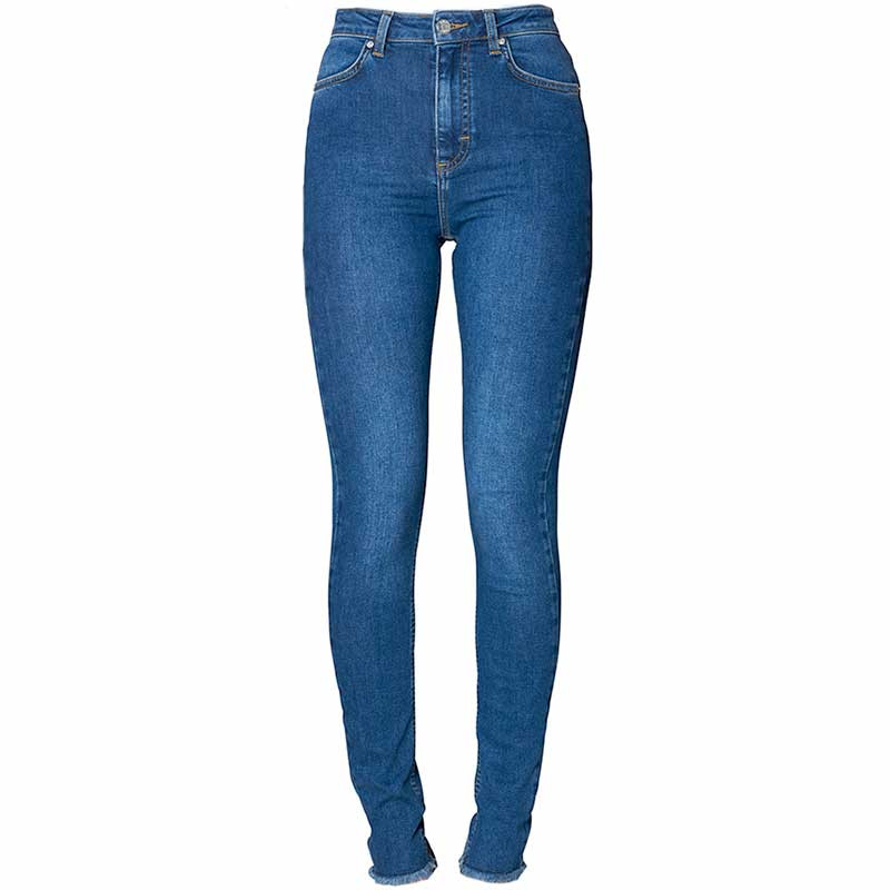 Image of   2nd ONE Jeans, Amy 893, Raw Indigo