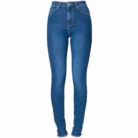 2nd ONE Jeans, Amy 893, Raw Indigo