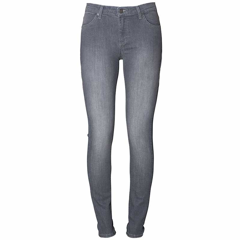 Image of 2nd ONE Jeans, Nicole 861, Grey Flex