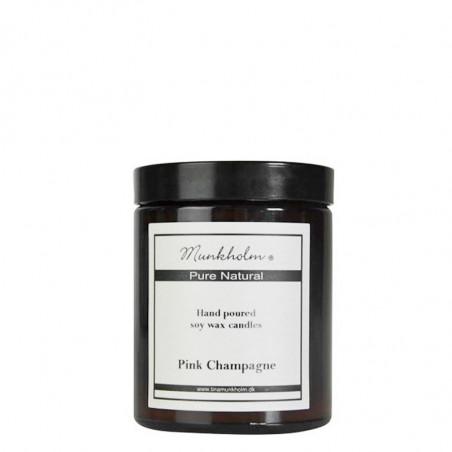 Munkholm Duftlys, Pink Champagne