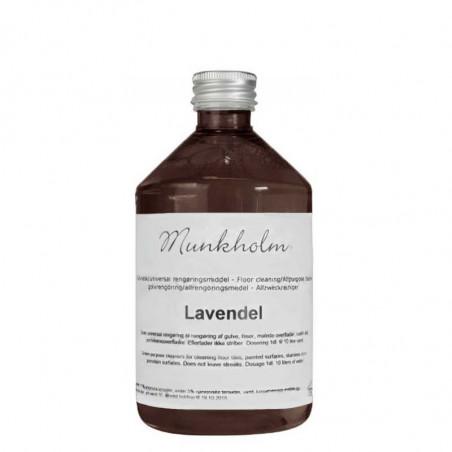 Munkholm Rengøringsmiddel, Lavendel, 500ml