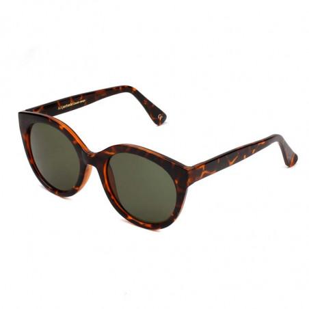 A Kjærbede Solbriller, Butterfly, Tortoise side