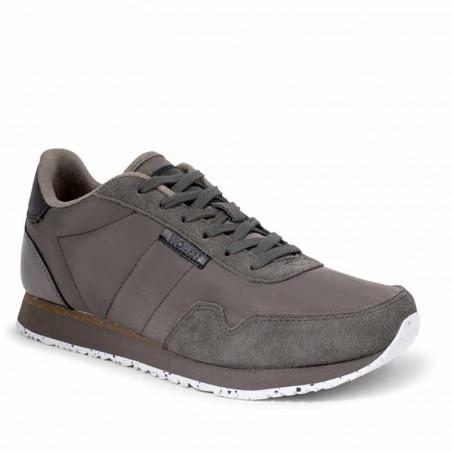 Woden Sneakers, Nora II, Brown Clay side