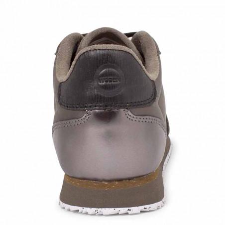 Woden Sneakers, Nora II, Brown Clay bagside
