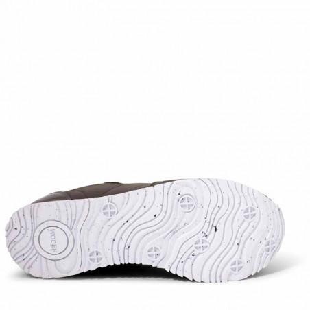Woden Sneakers, Nora II, Brown Clay underside