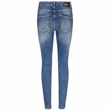 Mos Mosh Jeans, Bradford Vintage, Light Blue Denim bagside