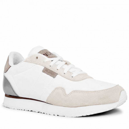 Woden Sneakers, Nora II, Bright White Ny side