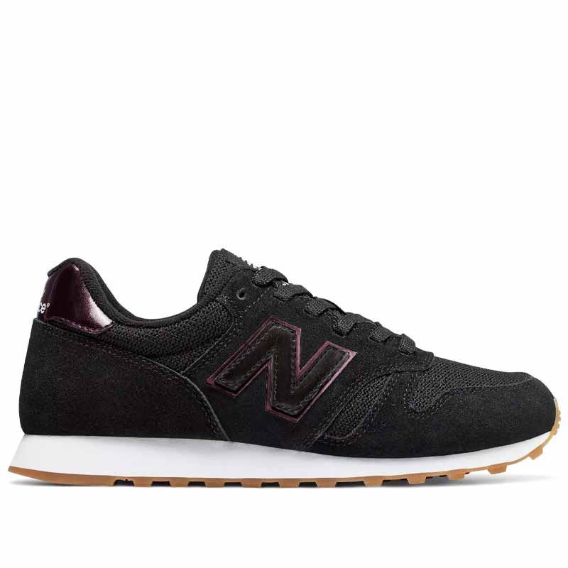 New Balance Sneakers, WL373, Black