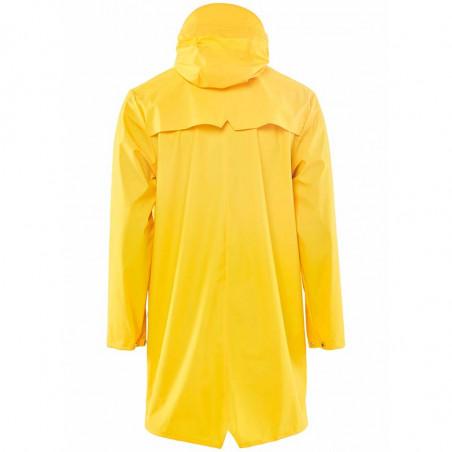 Rains Regnjakke, Lang, Yellow bagside