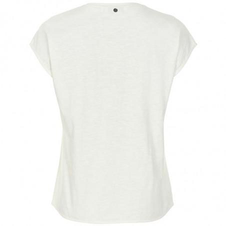 Nümph T-shirt, Mailys, Pristine bagside