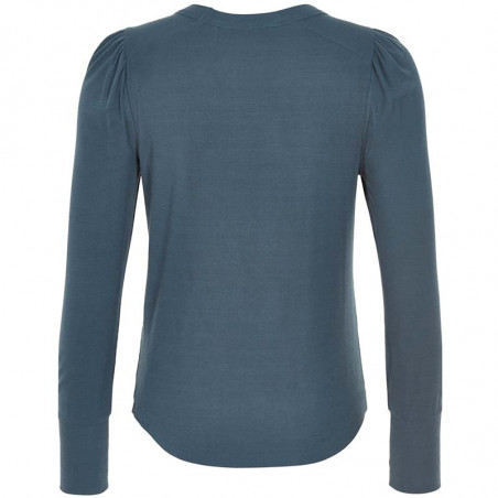 And Less Bluse, New Iniga, Orion Blue bagside