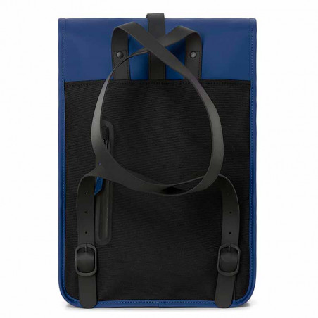 Rains Rygsæk, Backpack Mini, Klein Blue  - bagside